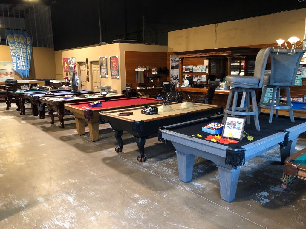 Pool Tables Atlanta - Store | Dealer